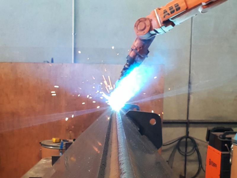 Robotic Welding Image